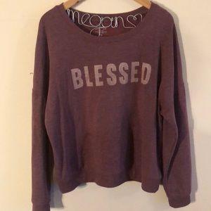 Blessed Sweatshirt. Sz. XXL